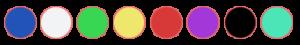Elérhető színek